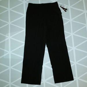 🛍NWT Counterparts Straight Black Dress Pants